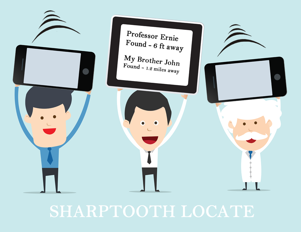 Sharptooth Location Services - Injet Intelligence to APPs, Services